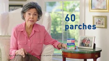 Salonpas Pain Relieving Patch TV Spot, 'Potente' [Spanish] - Thumbnail 8