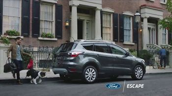 2018 Ford Escape TV Spot, 'Wanna See a Trick?' [T2] - Thumbnail 1
