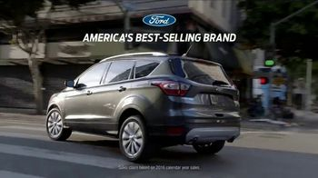 2018 Ford Escape TV Spot, 'Wanna See a Trick?' [T2] - Thumbnail 7