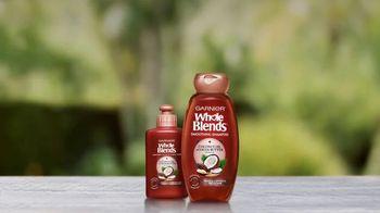 Garnier Fructis Whole Blends TV Spot, 'Tame Frizz' Song by Gillian Hills - Thumbnail 10