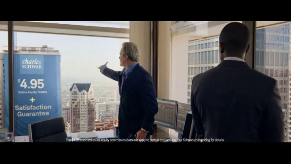 Charles Schwab Address For Wires | Charles Schwab Tv Commercial Binoculars Ispot Tv