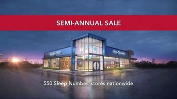 Sleep Number Semi-Annual Sale TV Spot, 'Save up to $500' - Thumbnail 7
