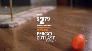 The Home Depot TV Spot, 'Últimos estilos en piso' [Spanish] - Thumbnail 10