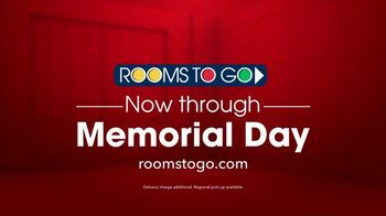 Rooms to Go TV Spot, 'Memorial Day: Pick Your Bed, Pick Your Color' - Thumbnail 6