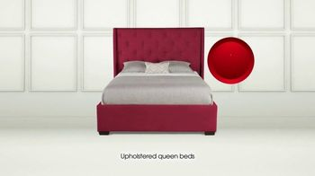 Rooms to Go TV Spot, 'Memorial Day: Pick Your Bed, Pick Your Color' - Thumbnail 2