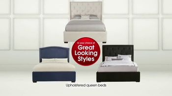 Rooms to Go TV Spot, 'Memorial Day: Pick Your Bed, Pick Your Color' - Thumbnail 4