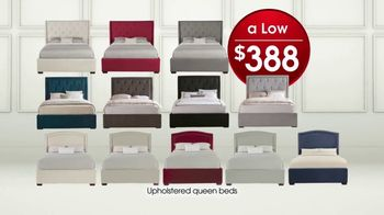 Rooms to Go TV Spot, 'Memorial Day: Pick Your Bed, Pick Your Color' - Thumbnail 5