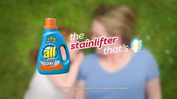 All OXI TV Spot, 'The Stainlifter That's All' - Thumbnail 9