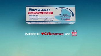 Nupercainal Hemorrhoidal Ointment TV Spot, 'New Approach' - Thumbnail 5