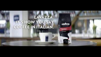Lavazza TV Spot, 'The Art of Blending Coffee'
