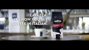 Lavazza TV Spot, 'The Art of Blending Coffee'
