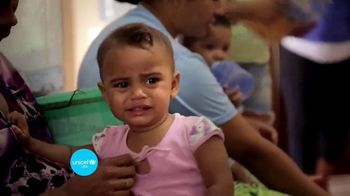 UNICEF TV Spot, 'Save a Child's Life' - Thumbnail 2