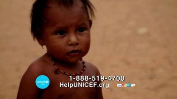 UNICEF TV Spot, 'Save a Child's Life'