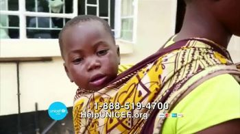 UNICEF TV Spot, 'Save a Child's Life' - Thumbnail 4
