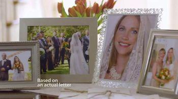 OxiClean TV Spot, 'Dear OxiClean: You Rescued My Grandma's Veil' - Thumbnail 1