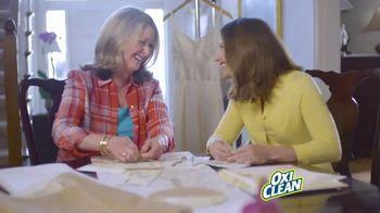 OxiClean TV Spot, 'Dear OxiClean: You Rescued My Grandma's Veil' - Thumbnail 3