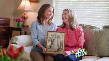 OxiClean TV Spot, 'Dear OxiClean: You Rescued My Grandma's Veil' - 1597 commercial airings