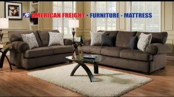 American Freight Inventory Clearance TV Spot, 'Mattresses and Sofas' - Thumbnail 7