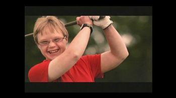 Special Olympics TV Spot, 'The CW: Golf' - Thumbnail 10
