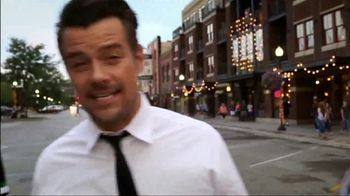 North Dakota Tourism Division TV Spot, 'City Experiences' Featuring Josh Duhamel - Thumbnail 1