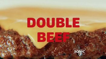 Sonic Drive-In Carhop Classic TV Spot, 'Seeing Double'