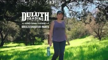 Duluth Trading Company Breezeshooter Pants TV Spot, 'Bring the Breeze' - Thumbnail 10