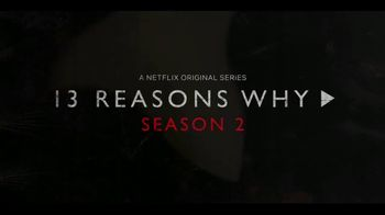 Netflix TV Spot, '13 Reasons Why Season Two: Mind Your Business' - Thumbnail 10