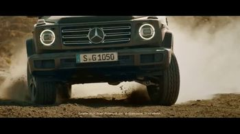 Mercedes-Benz G-Class TV Spot, 'Stubborn Is Invincible' [T1] - Thumbnail 5