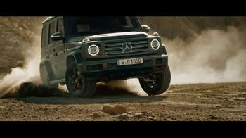 Mercedes-Benz G-Class TV Spot, 'Stubborn Is Invincible' [T1] - Thumbnail 7