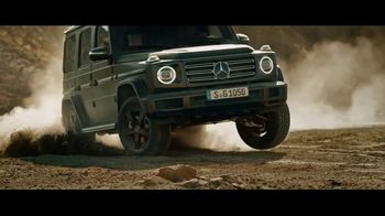Mercedes-Benz G-Class TV Spot, 'Stubborn Is Invincible' [T1] - 190 commercial airings