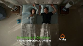 Ashley HomeStore TV Spot, 'Volleyball: Interest-Free Financing' - Thumbnail 2