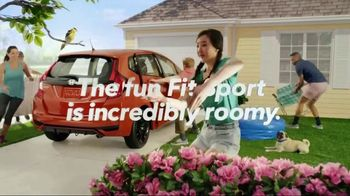 2018 Honda Fit Sport TV Spot, 'Fun Surprises' [T2] - Thumbnail 2