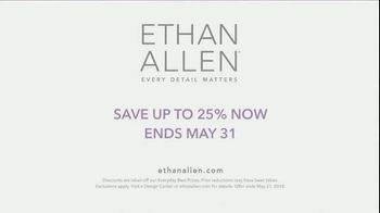 Ethan Allen TV Spot, 'Every Detail: 25 Percent Off' Song by Anna Dellaria - Thumbnail 10