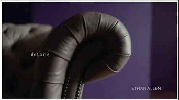 Ethan Allen TV Spot, 'Every Detail: 25 Percent Off' Song by Anna Dellaria - Thumbnail 2