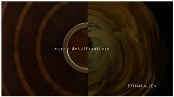 Ethan Allen TV Spot, 'Every Detail: 25 Percent Off' Song by Anna Dellaria - Thumbnail 6