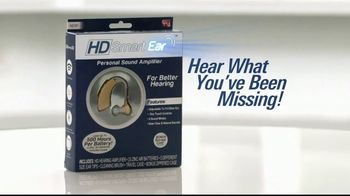 HD Smart Ear TV Spot, 'What You've Been Missing' - Thumbnail 3