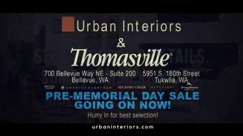 Thomasville Pre-Memorial Day Sale TV Spot, 'Get Started Early' - Thumbnail 9