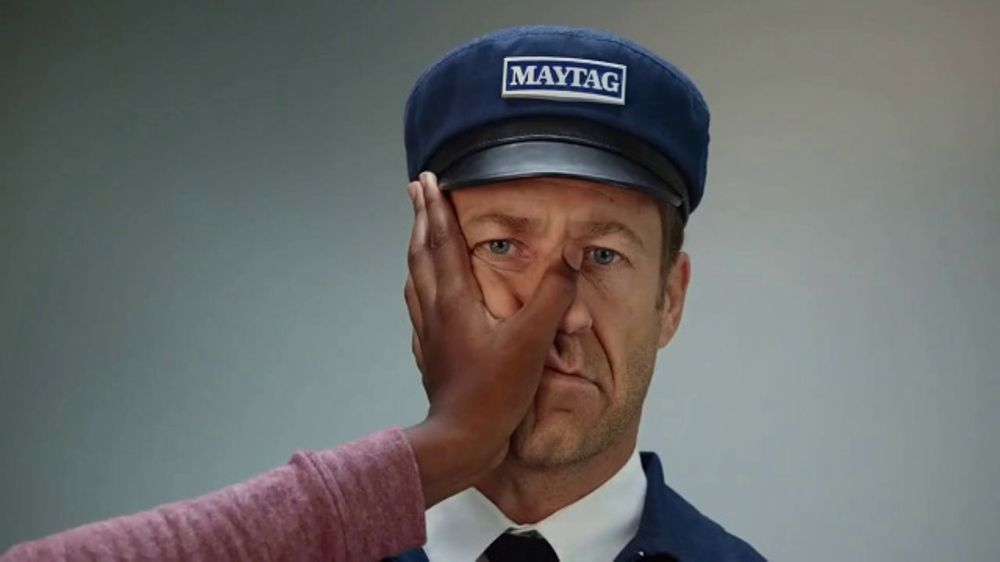 May Is Maytag Month Tv Commercial Handsy Featuring