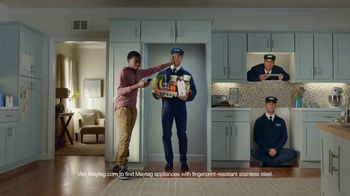 May Is Maytag Month TV Spot, 'Handsy' Featuring Colin Ferguson - Thumbnail 8