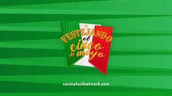 Cocina Fácil Network TV Spot, 'Festejando el Cinco de Mayo' [Spanish] - Thumbnail 3