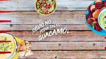 Cocina Fácil Network TV Spot, 'Festejando el Cinco de Mayo' [Spanish] - Thumbnail 5