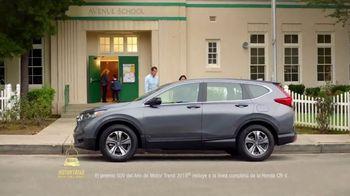 2018 Honda CR-V TV Spot, 'Apreciar el momento' [Spanish] [T2] - Thumbnail 7