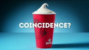 Wendy's Frosty TV Spot, 'Time for Change with 50¢ Frosty' - Thumbnail 2