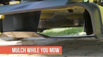 John Deere X350 TV Spot, 'Party Ready Lawn' - Thumbnail 3