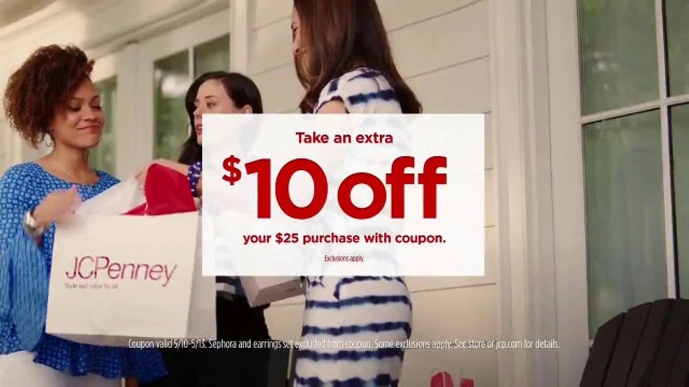 Jcpenney Tv Commercial Mother S Day Extra 10 Off