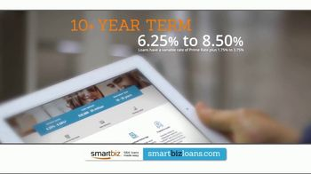 SmartBiz SBA 7(a) Loan TV Spot, 'Get Approved for an SBA Loan Online' - Thumbnail 3