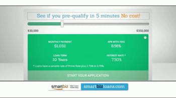 SmartBiz SBA 7(a) Loan TV Spot, 'Get Approved for an SBA Loan Online' - Thumbnail 5