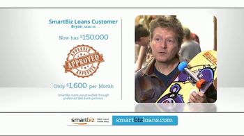 SmartBiz SBA 7(a) Loan TV Spot, 'Get Approved for an SBA Loan Online' - Thumbnail 8