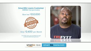 SmartBiz SBA 7(a) Loan TV Spot, 'Get Approved for an SBA Loan Online' - Thumbnail 9