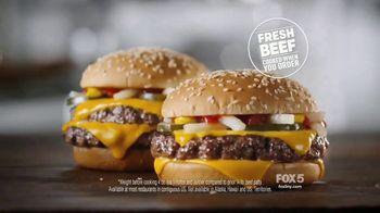 McDonald's Quarter Pounder TV Spot, 'Hot and Juicy' - Thumbnail 8